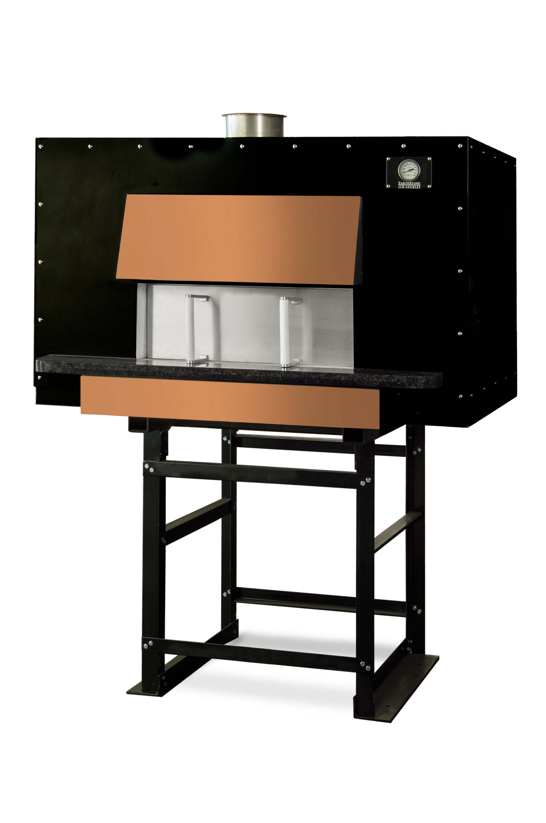 Model 90-Due-PAGW - EarthStone Ovens - Wood & Gas Fire Ovens
