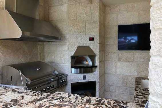 Home Earthstone Ovens Wood Gas Fire Ovens